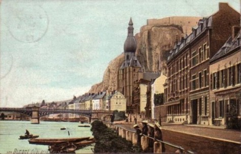 Meuse_Dinant_Quai