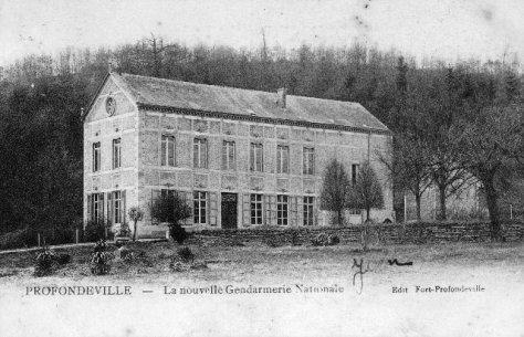 Profondeville_Gendarmerie