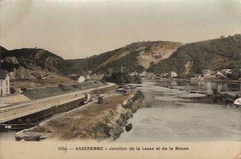 Meuse,Lesse,Colorée,Anseremme,Dinant