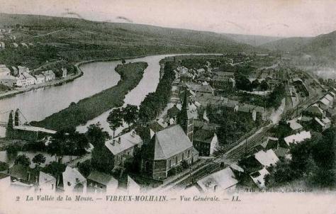 Vireux-Molhain,Meuse,