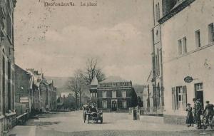 Eglise,Profondeville,Ancêtre,Animée,Le Central,Le Postillon