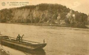 Meuse,Marche les dames,arenberg,passeur,passeur d'eau,chteau
