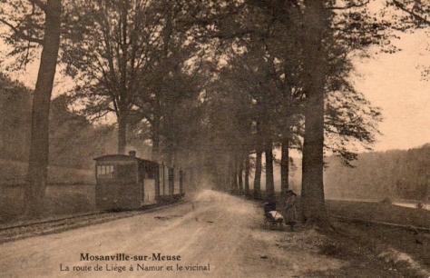 Meuse,Mosanville,Namur,Liege,Tram,Vicinal,Animee
