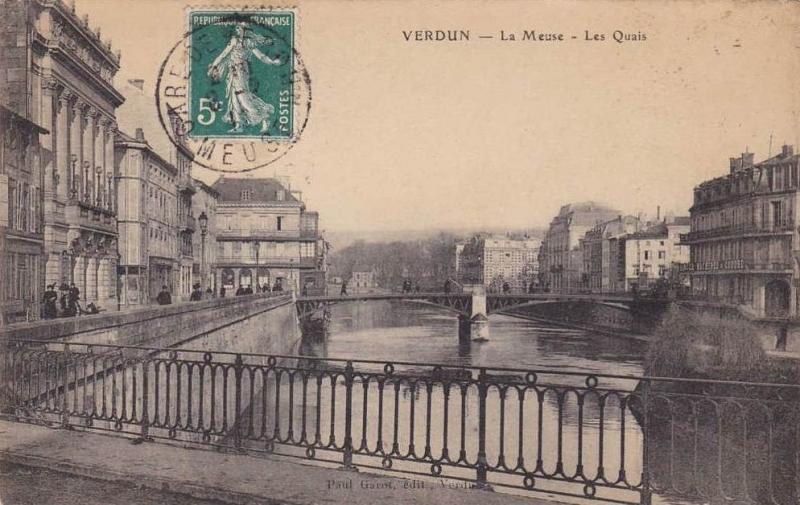 Verdun,meuse